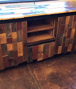 Green Gables Madison TV Stand  36H x 72W x 20D