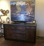 Green Gables Berkeley 6 Drawer 2 Door Dresser 38H x 72W x19D