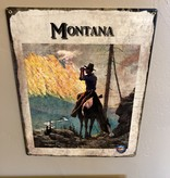 Classic Outdoor Magazines #4  Mountain Hunter 12x15 metal sign