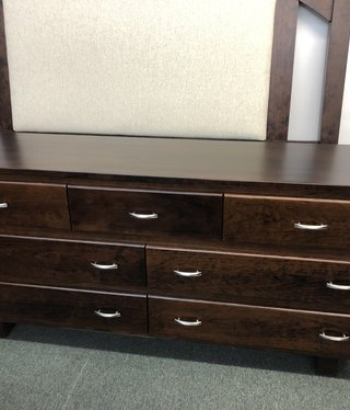 Green Gables Cherry Avenue 7 Drawer Dresser 34H x 72W x 20D