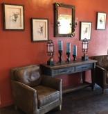 Green Gables Copperhead 2 dwr Sofa Table 33H x 60W x 20D