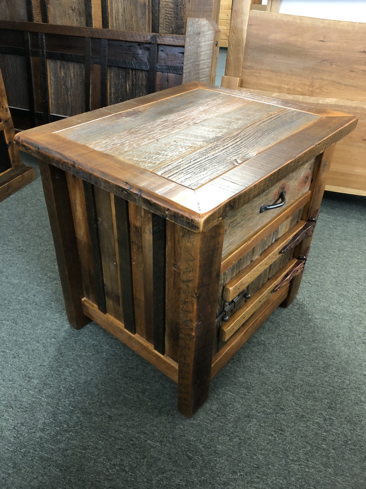 Green Gables Heritage Richland Nightstand 28H x 30W x 24D