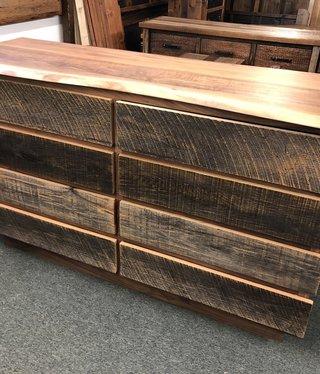 Green Gables Hillsboro 8 Drawer Dresser 40.5x66x20-Barnwood