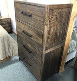 IFD 5201- 4 Drawer Chest