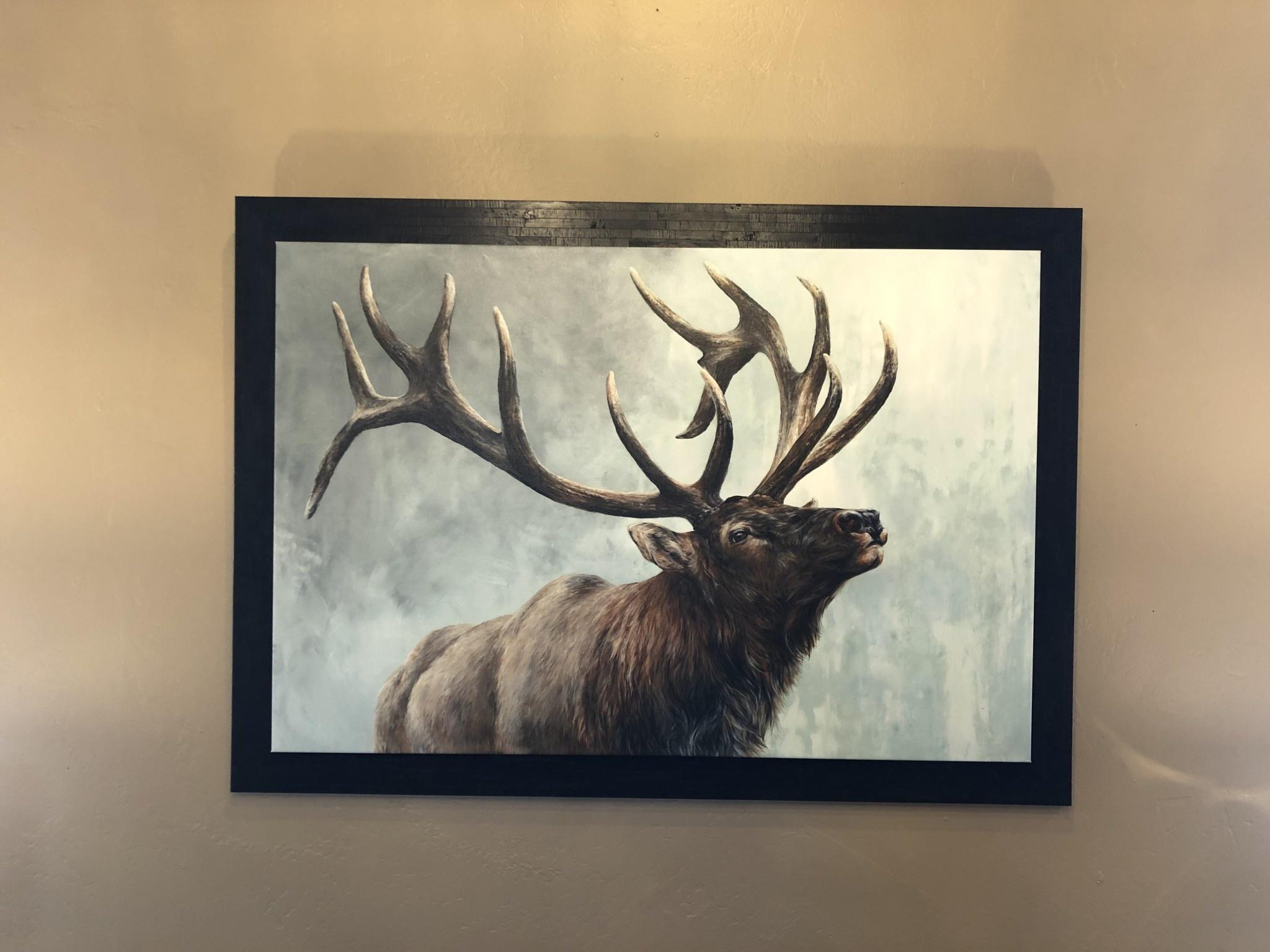 TAC Rising Bull Elk