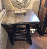 Co-ALBC Hickory Twig End Table