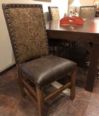 Co-ALBC Full Upholstered Dining Chair