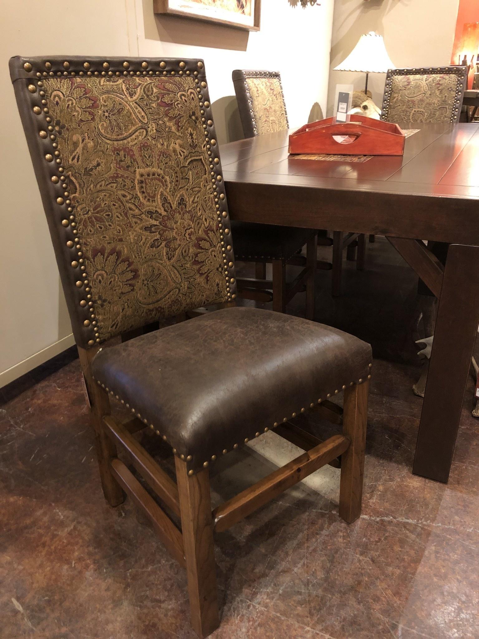 Co-ALBC Full Upholstered Dining Chair