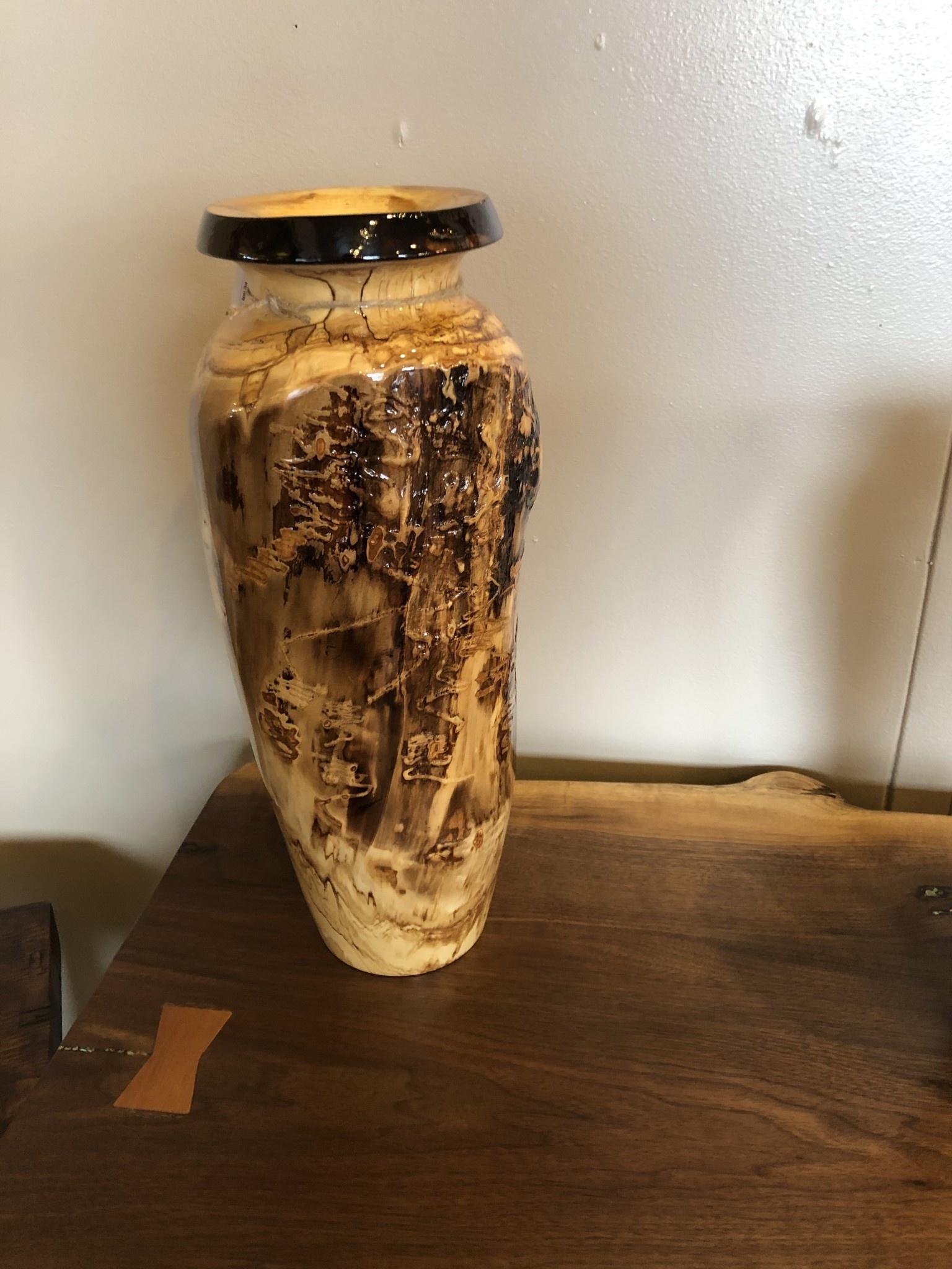 "Don Noble 20"" Aspen Vase"