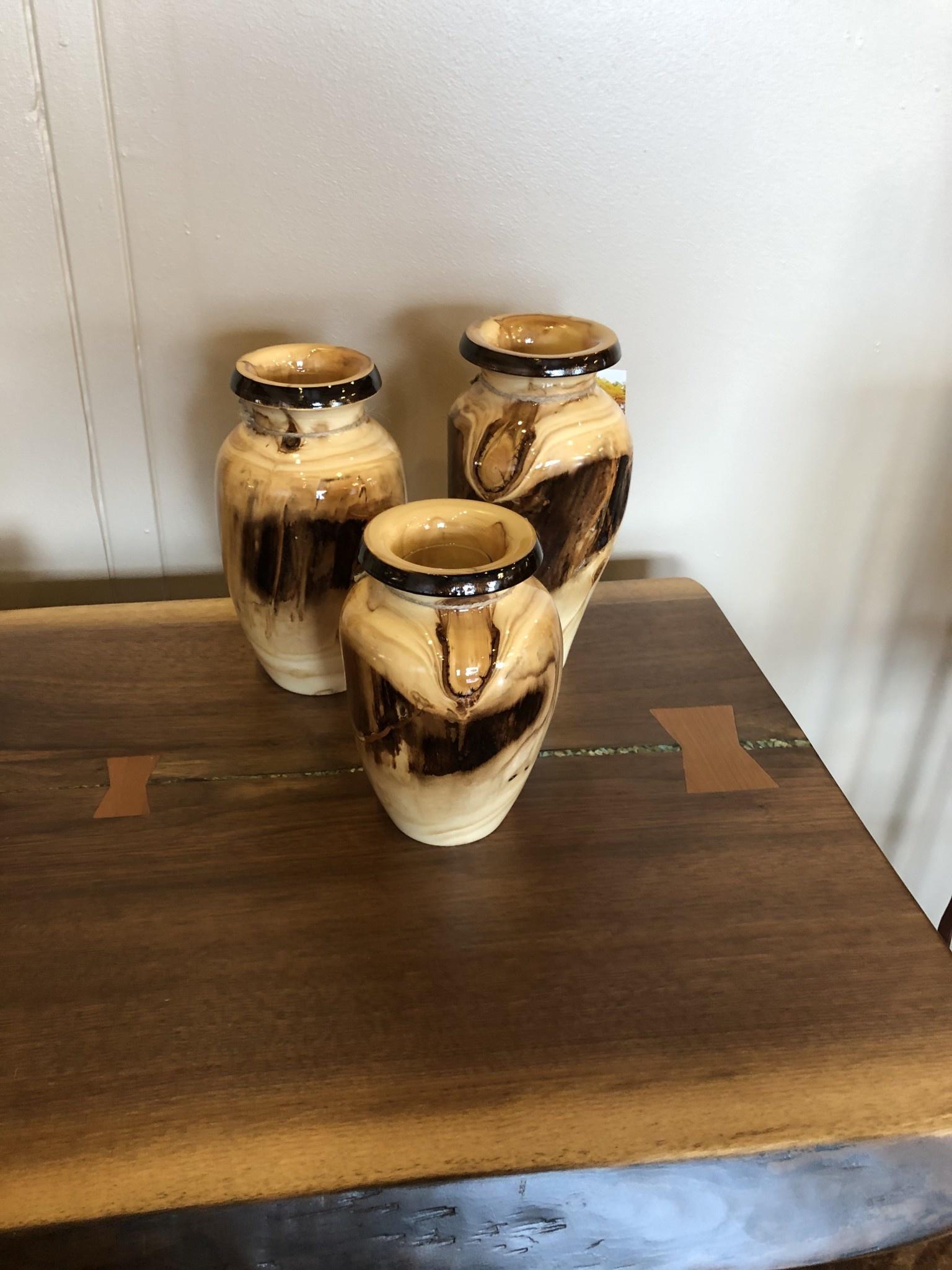 "Don Noble 9"" Aspen Vase"