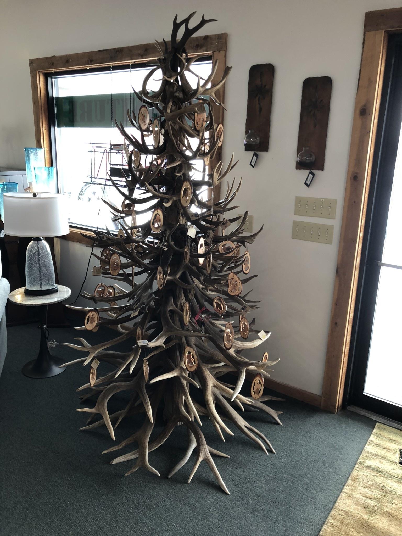 Fish Antler Tree