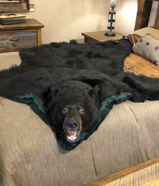 Fish Bear Rug