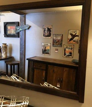 Green Gables Carlisle Mirror  36H x 43.5W x 1.75D