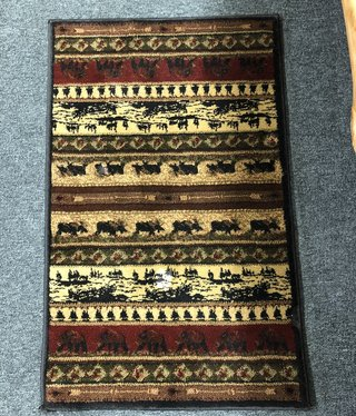 "United Weavers Marsh Genesis Kodiak Island Lodge Rug 1'10"" x 3'"