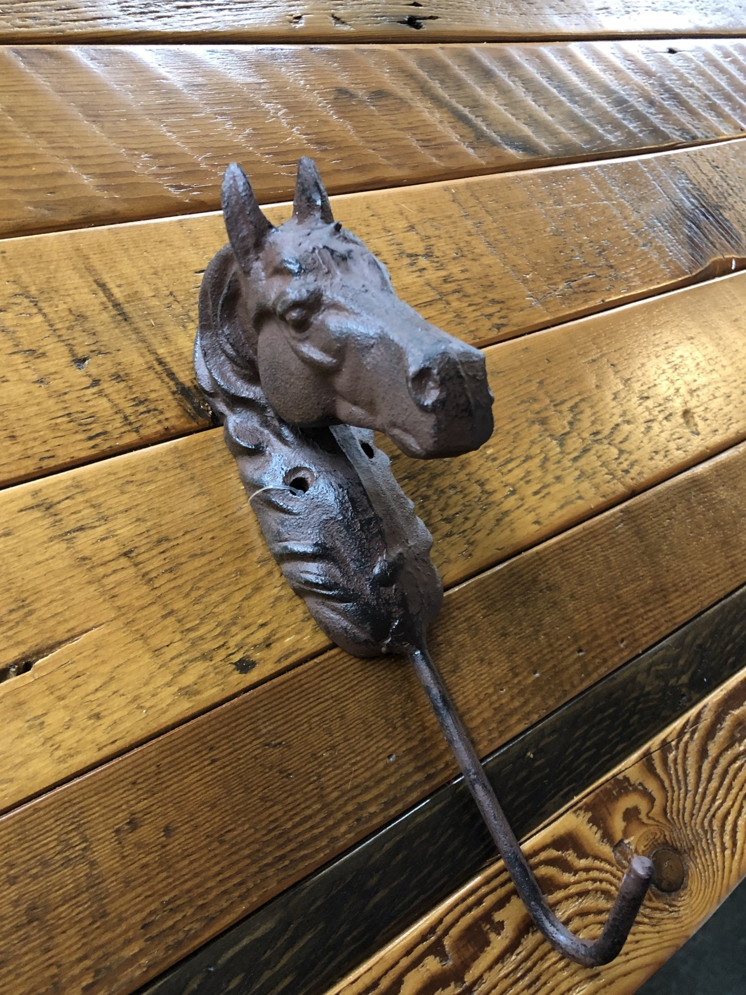 Upper Deck 5034   Horsehead Hook