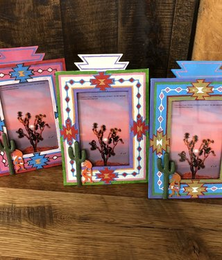 Simpkins-Canterbury Lane 4x6 Southwest Vertical Photo Frame