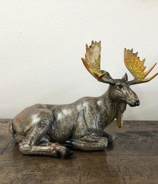 Simpkins-Canterbury Lane Medium Laying Moose