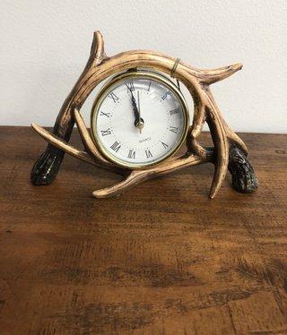 SPI Antler Table Clock