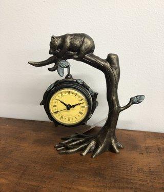 SPI Bear on Tree Clock