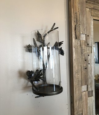 SPI Pinecone Wall Sconce