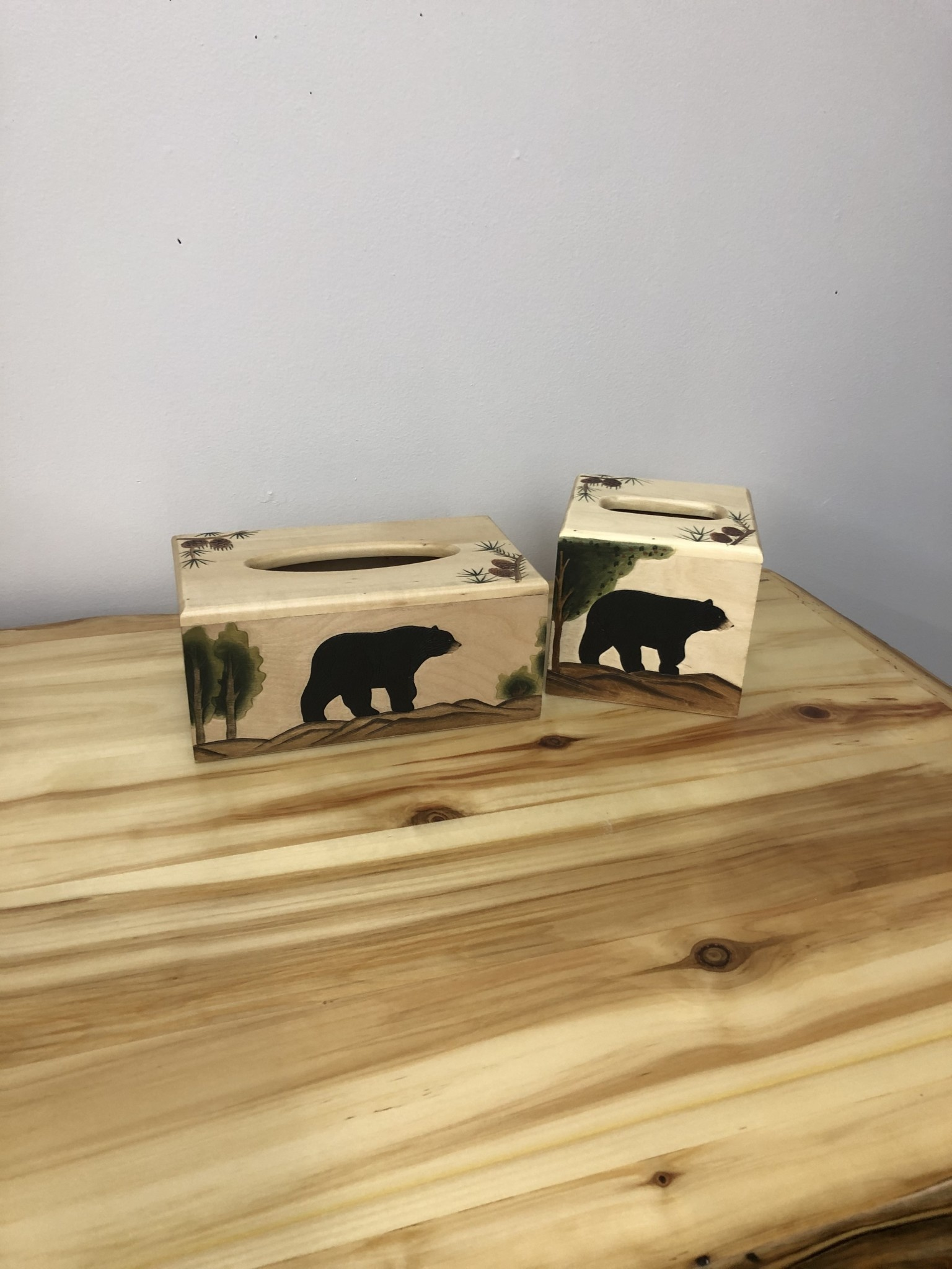 Dalin Enterprises Animal Kleenex Box  6x6x6 (Cube)