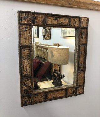 "Dalin Enterprises Birch Bark Mirror 20""x24"""