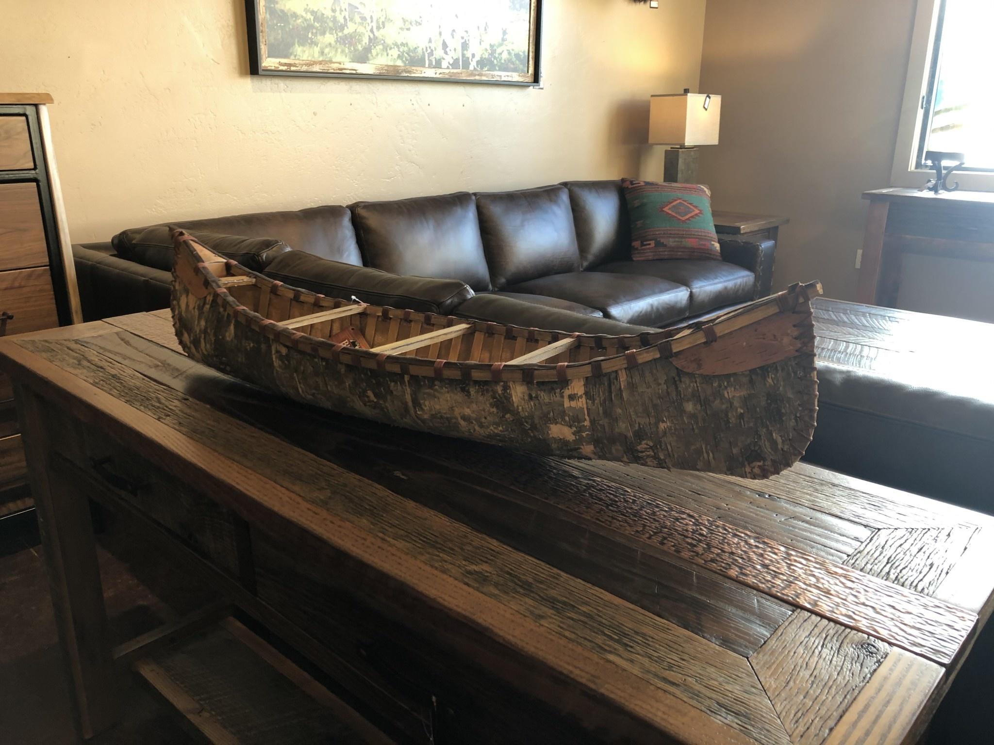 "Dalin Enterprises Canoe - Large - 37"""