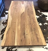 Moes Bent Coffee Table  56x28x16