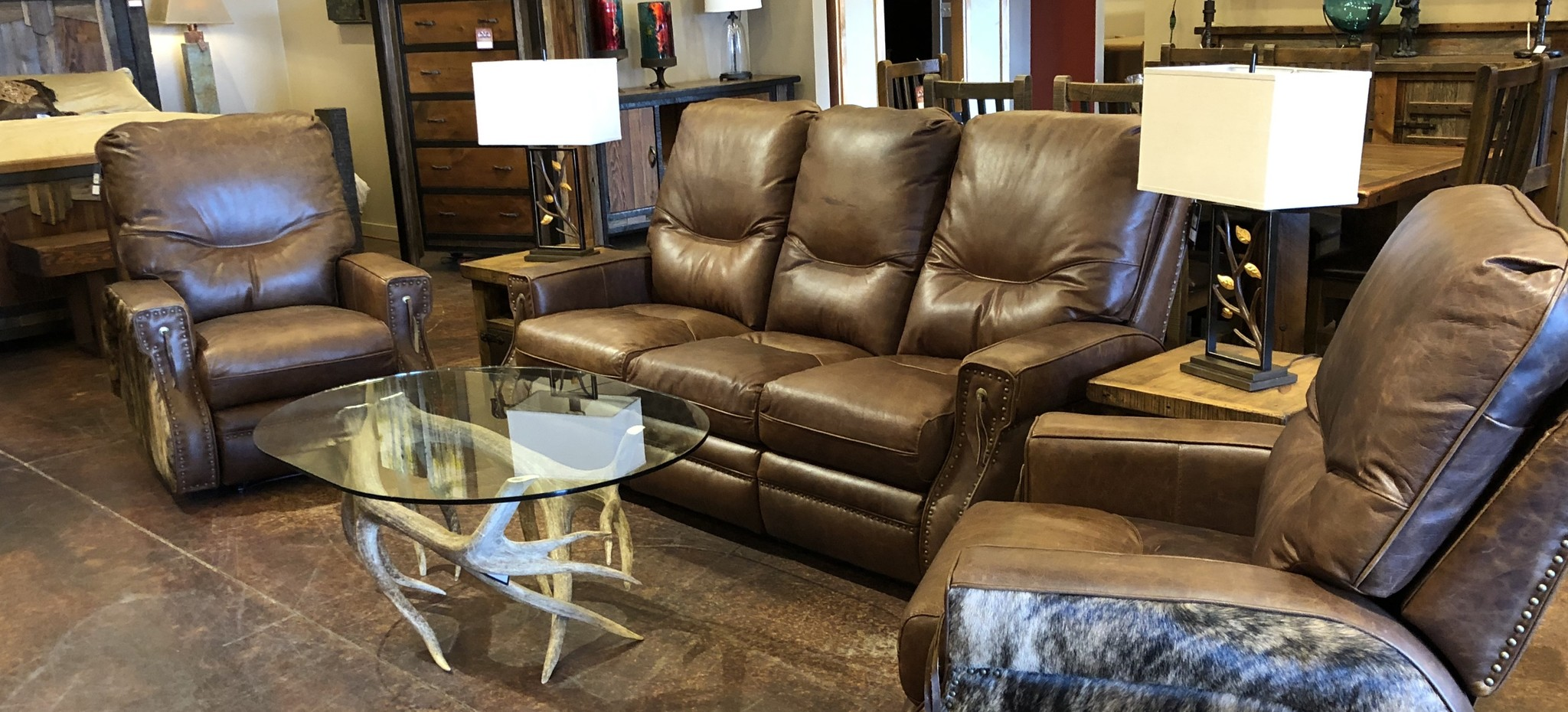 Shopping for Leather Furniture…