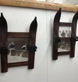 All Resort Furnishings Ski Frame -2 Pane - 5x7