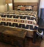 Green Gables Copperhead King Bed