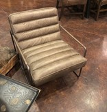 HTD Dustin Arm Chair - Gray 26x32.75x28