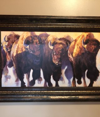 TAC Wall of Thunder  (Bison herd)