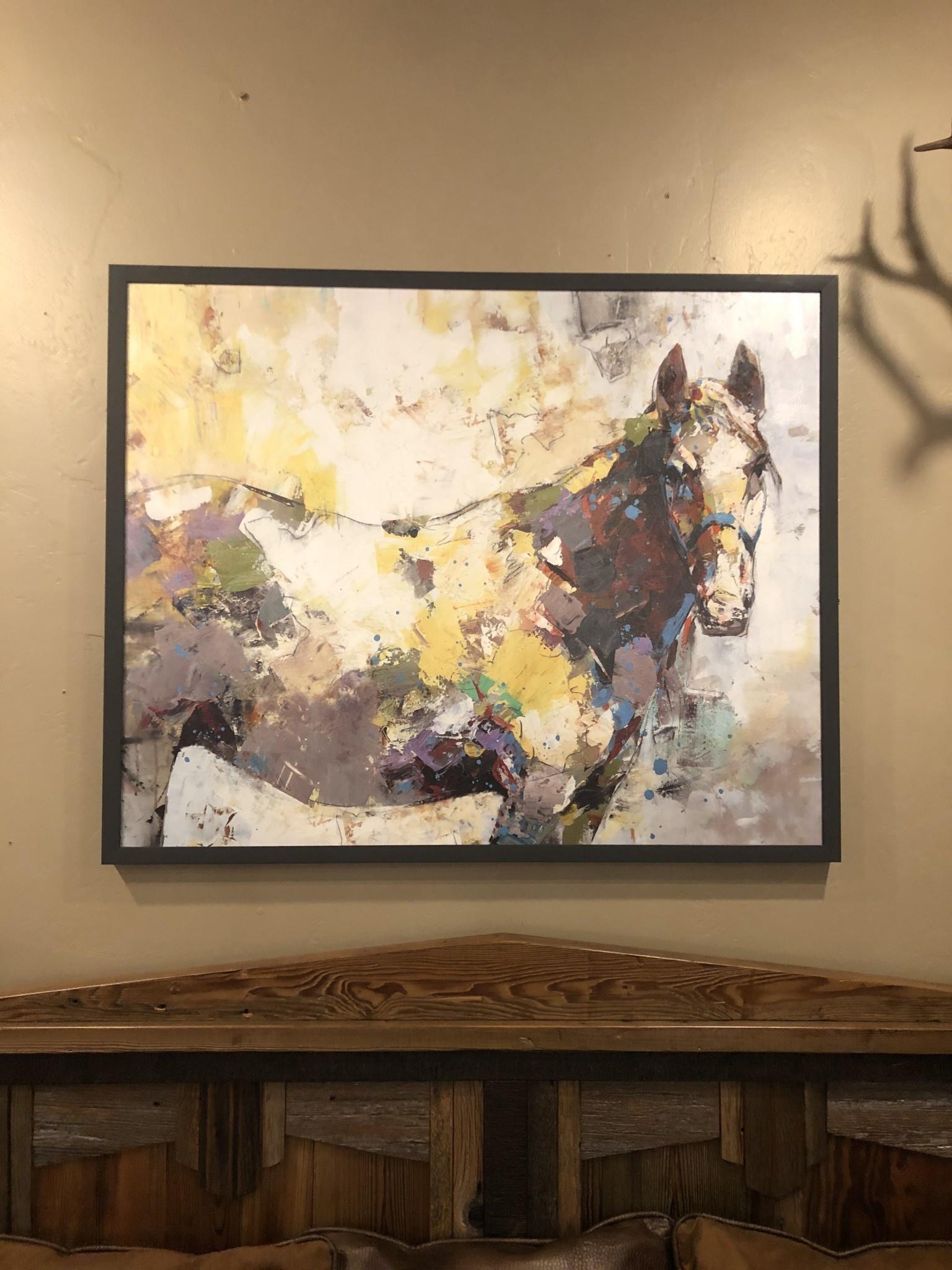 Prestige Arts Painted Pony