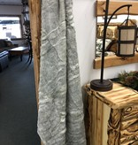 Hiend Arctic Bear Throw - 50x80 - Gray