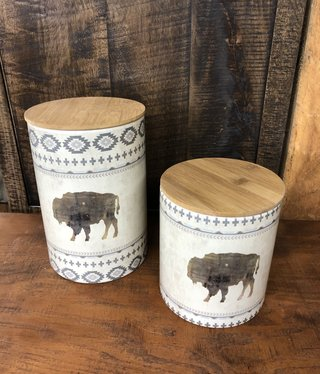 Hiend Free Spirit Canister Set of 2