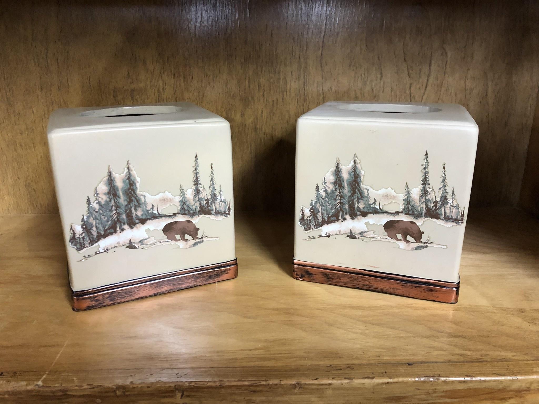 Hiend Joshua Kleenex Box