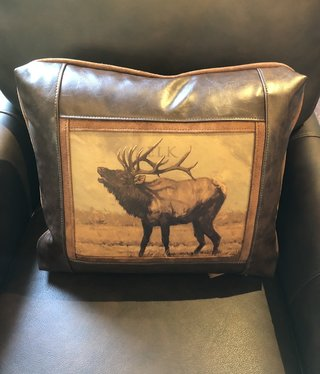 Sweetwater Trading Co Elk Pillow
