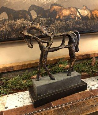 Uttermost Titan Horse Sculpture