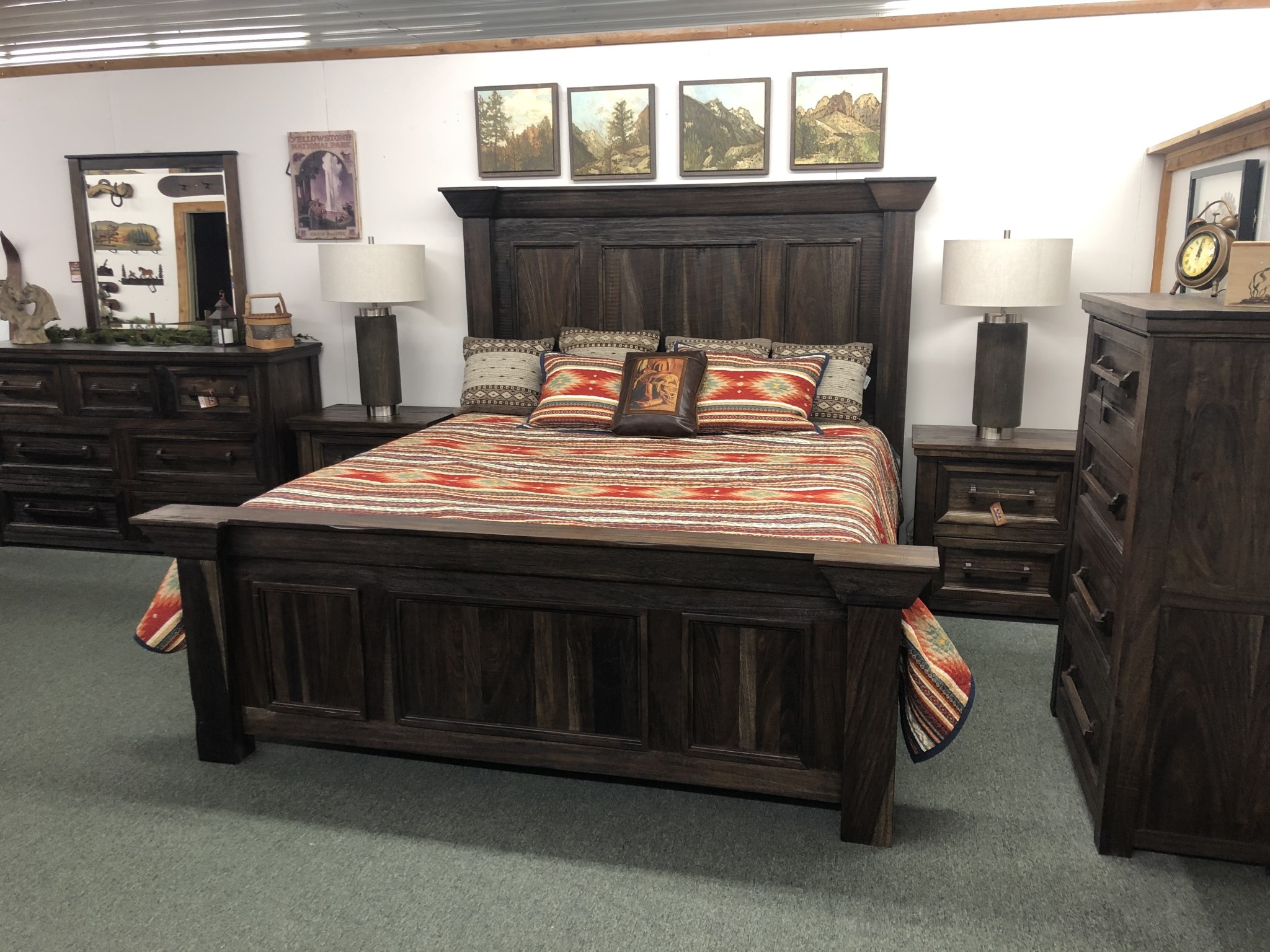 IFD 9112 - Palencia KING Bed