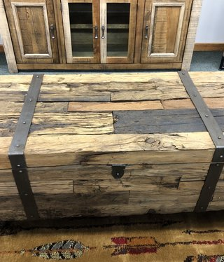 Uttermost Heritage Chest Coffee Table 22W x 18H x 44D