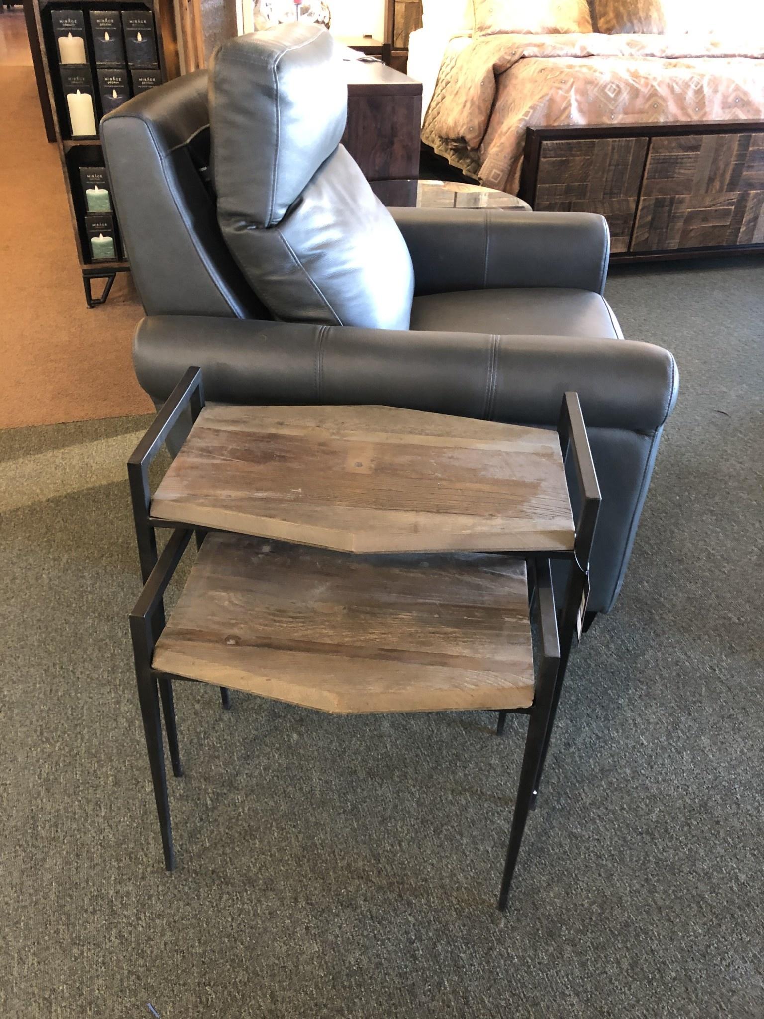 Uttermost Penn Nesting Tables, Set of 2