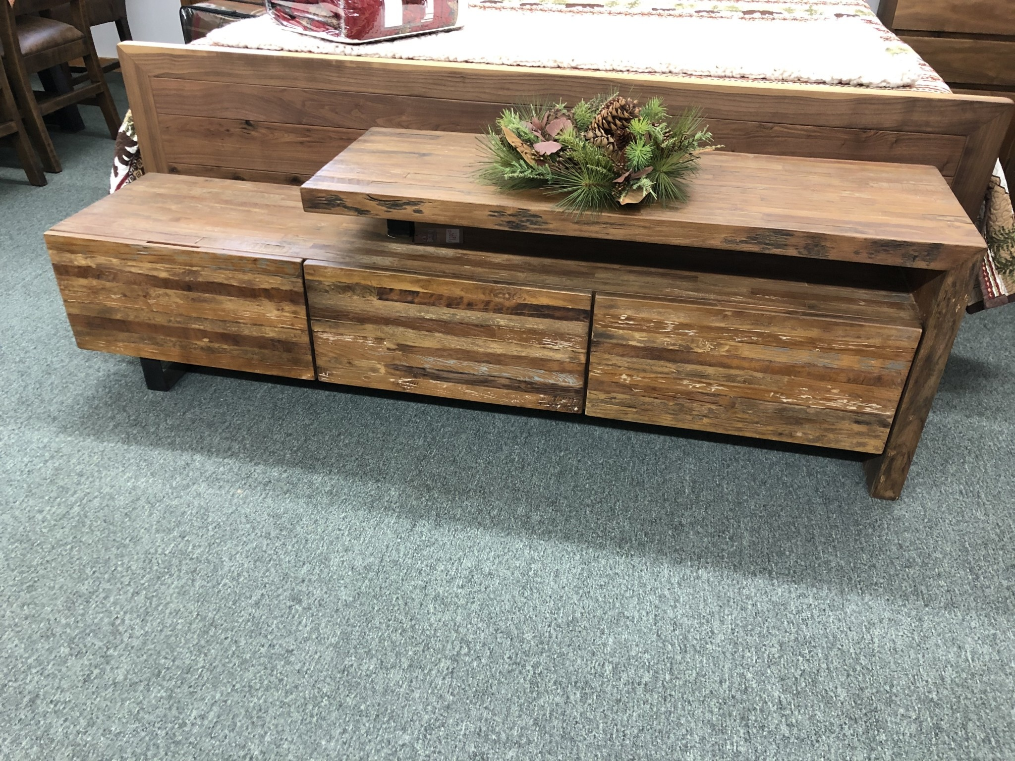 HTD Bosque Low Sideboard 71x16x22