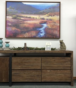 HTD Bosque Sideboard  77.25x18x33