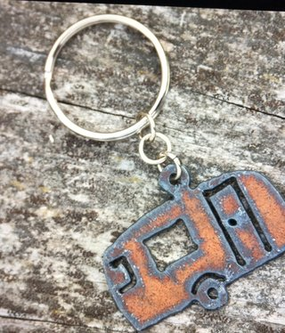 cool water jewelry KC7 Trailer Key Ring