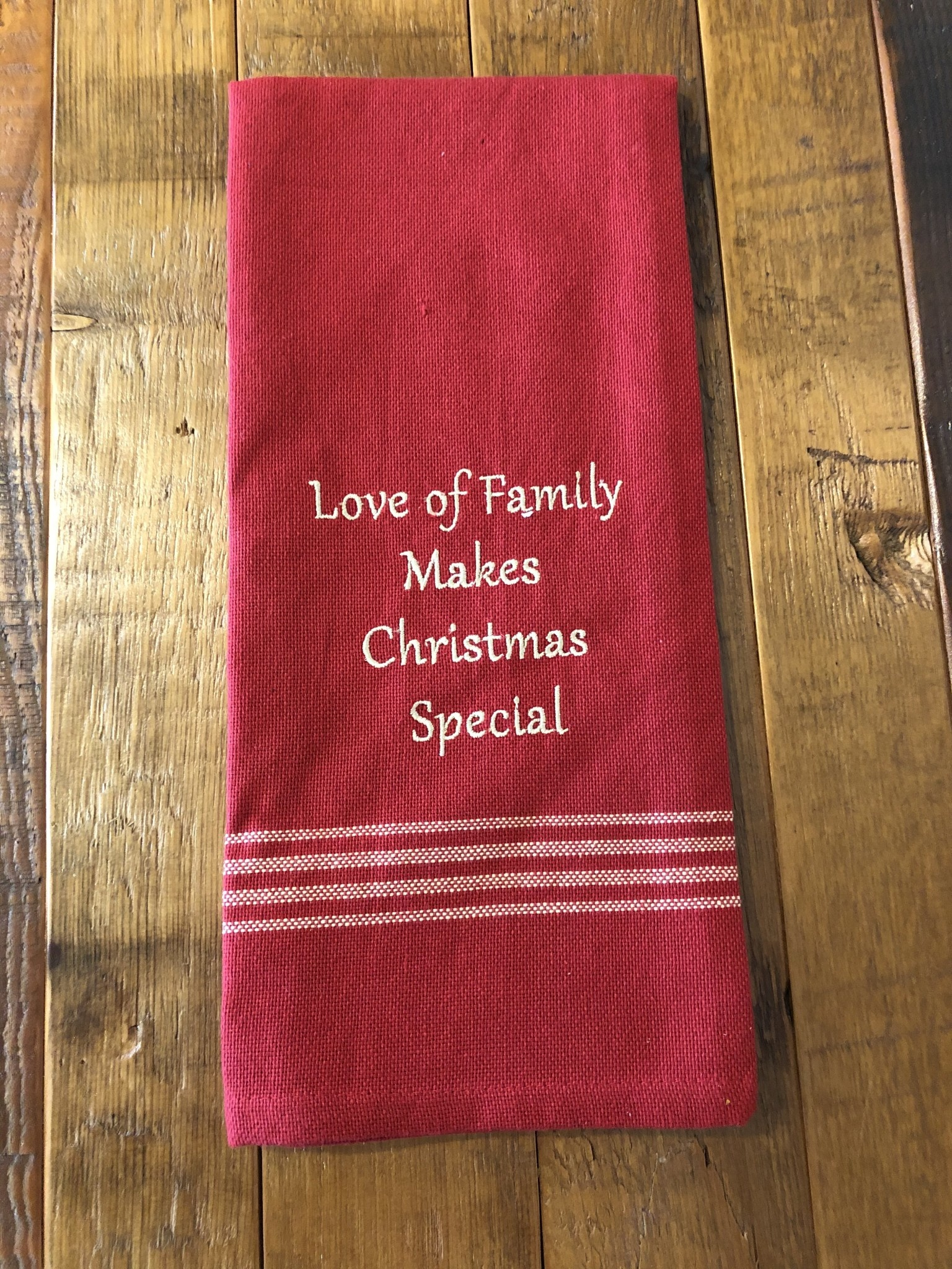Park Design Love of Family Towel