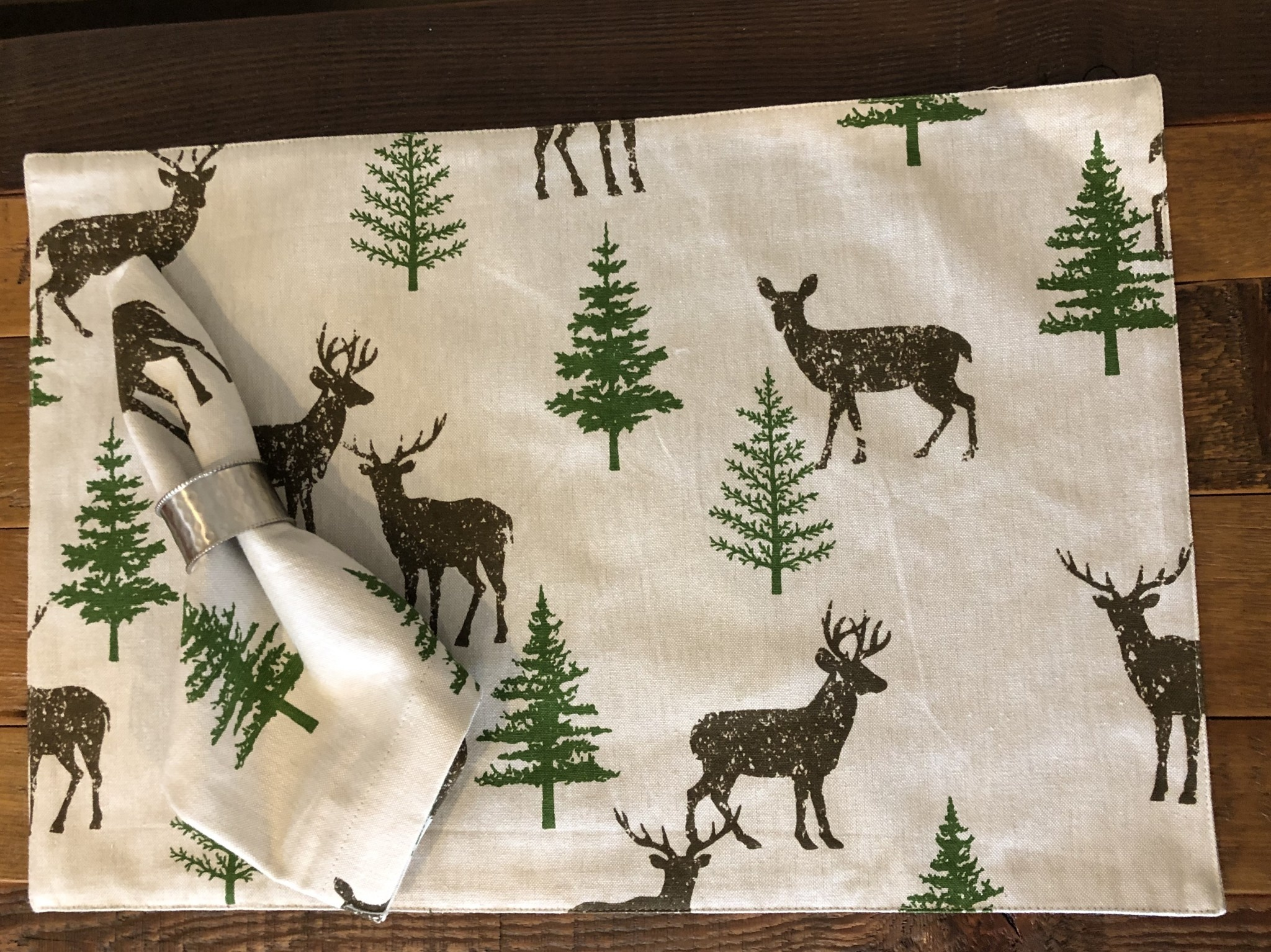 Park Design Oh Deer Placemat