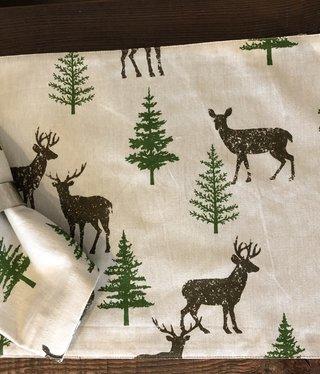 Park Design Oh Deer Napkin