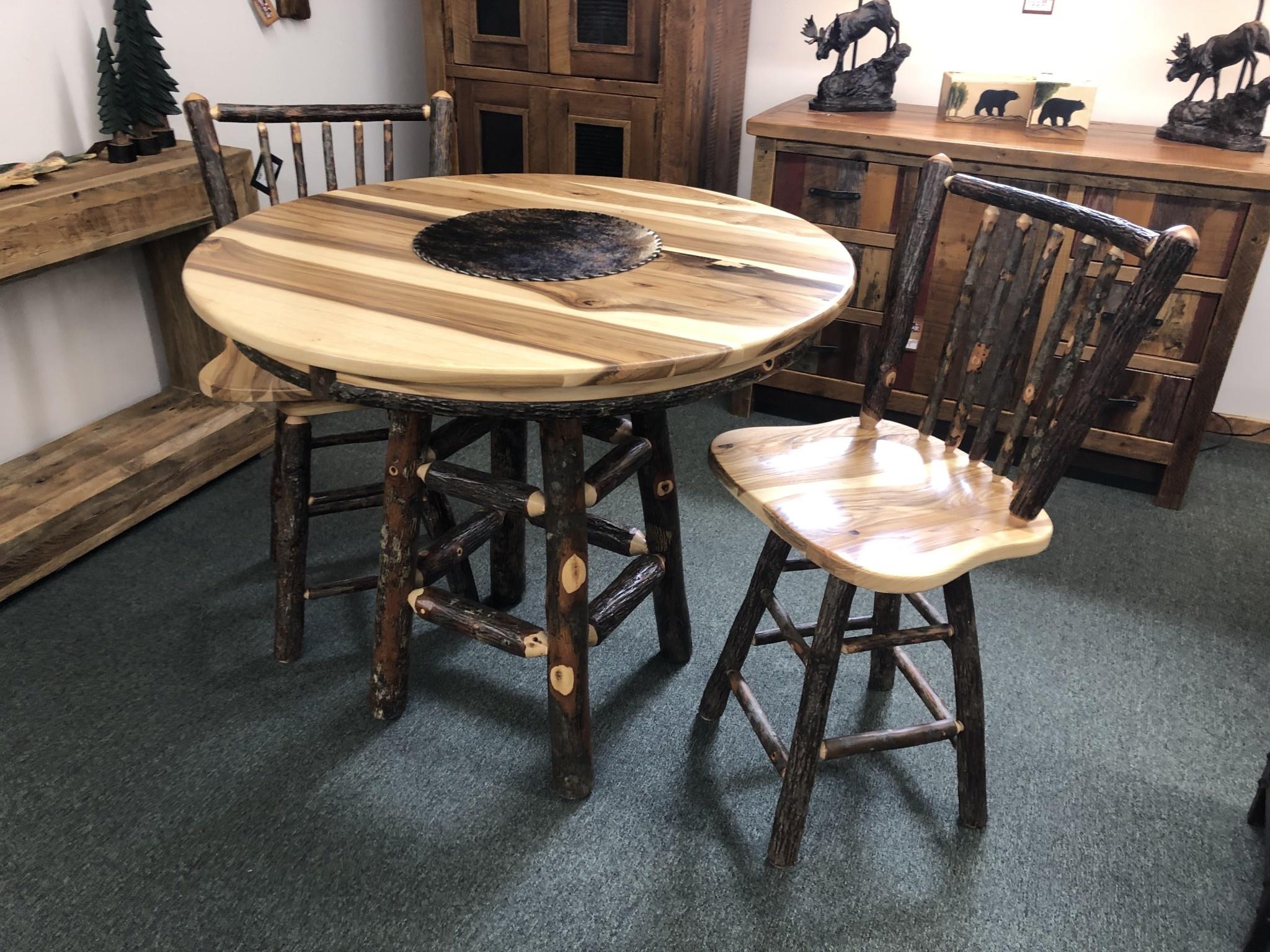 Co-ALBC Hickory Pub Table