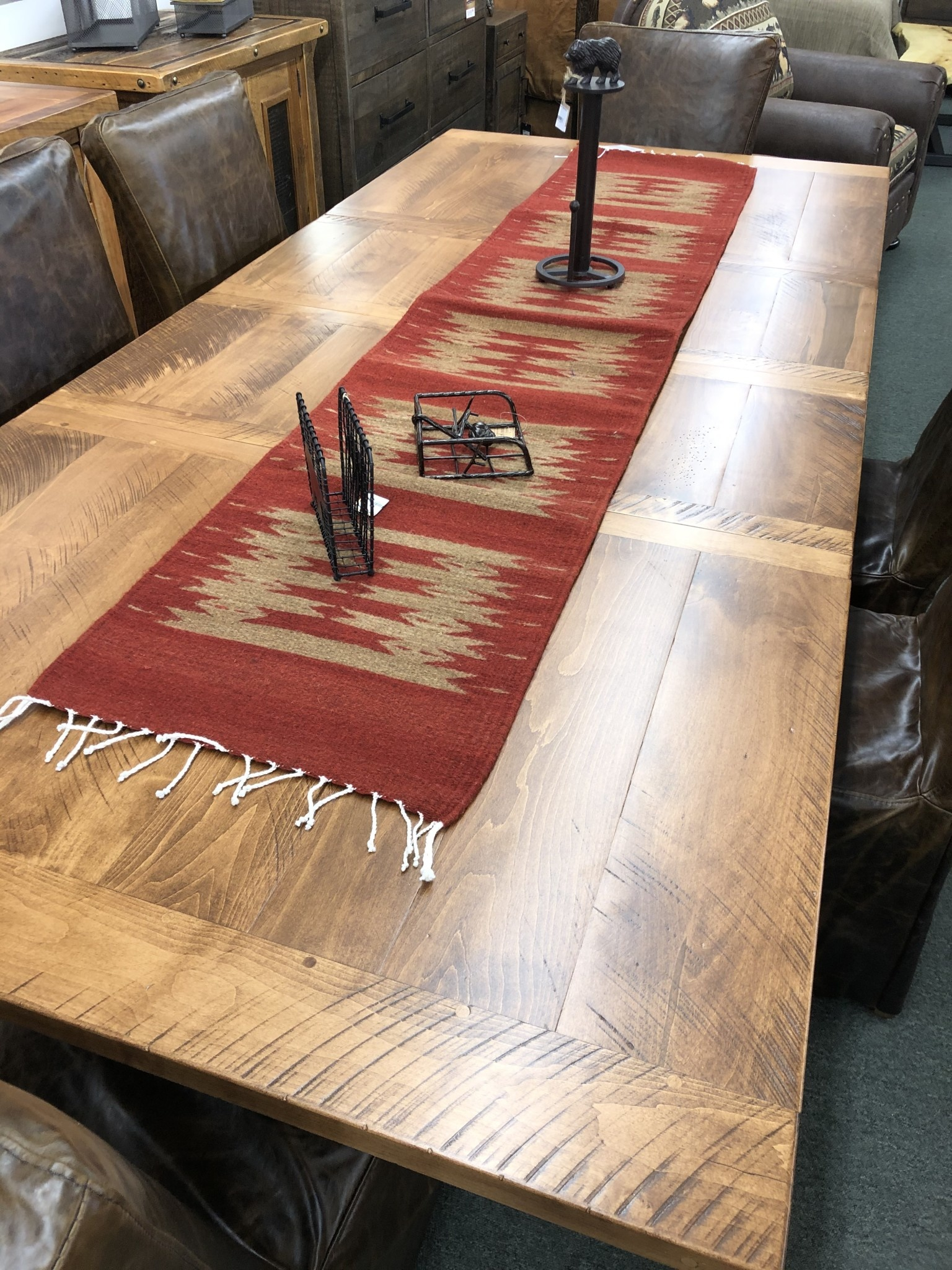 Co-ALBC Maple Extension Table